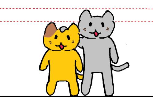 低身長と高身長