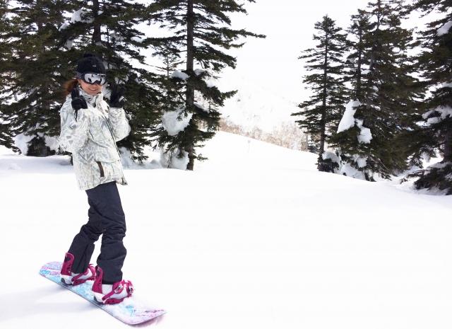 【初心者必見】スノーボードで立つことができない?意外に難しい立ち方のポイント