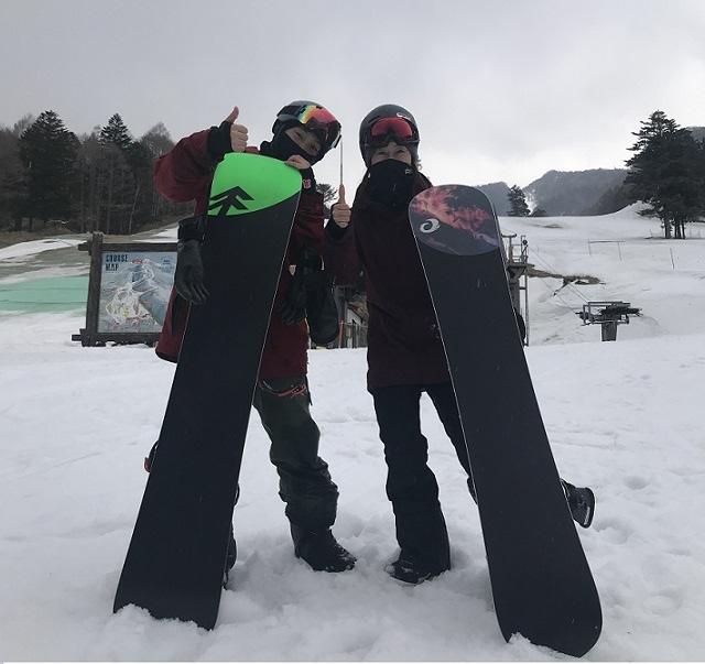 スノボ学レッスン!シャバシャバ・ボコボコの雪でも板が踏める滑り方