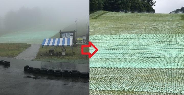 【レポート1】2020サマーシーズン初滑り!丸沼サマーゲレンデを滑ってきた