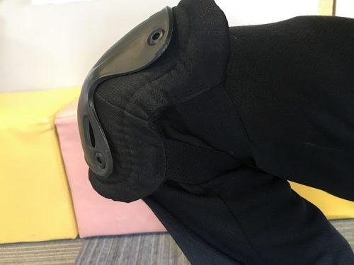 膝プロテクター2