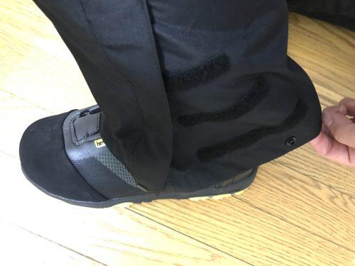 袖幅ブーツアジャスター1